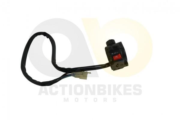 Actionbikes Shineray-XY200ST-9-Schalteinheit-rechts-XY250ST-5200ST-6A 33363031303133312D31 01 WZ 162