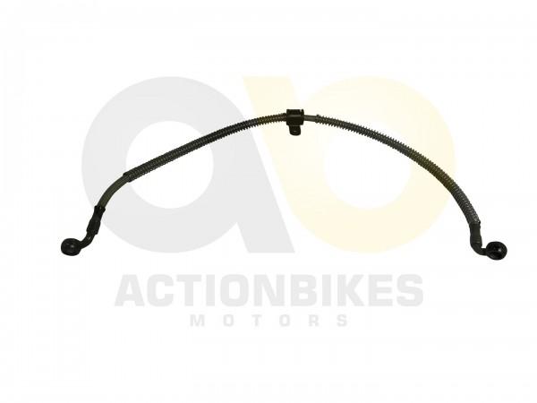 Actionbikes Shineray-XY250ST-9E--SRM--STIXE-Bremsleitung-Verteiler-vorne---Bremssattel-vorne-reli 35