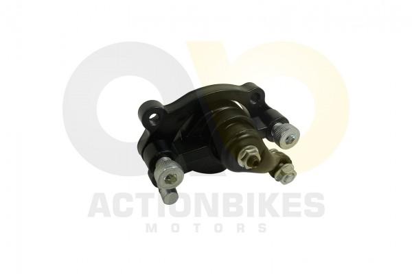 Actionbikes Miniquad-49cc-Bremssattel-vorne-rechts-und-hinten--Delta-Hinten-kleine-rechteckige-Brems