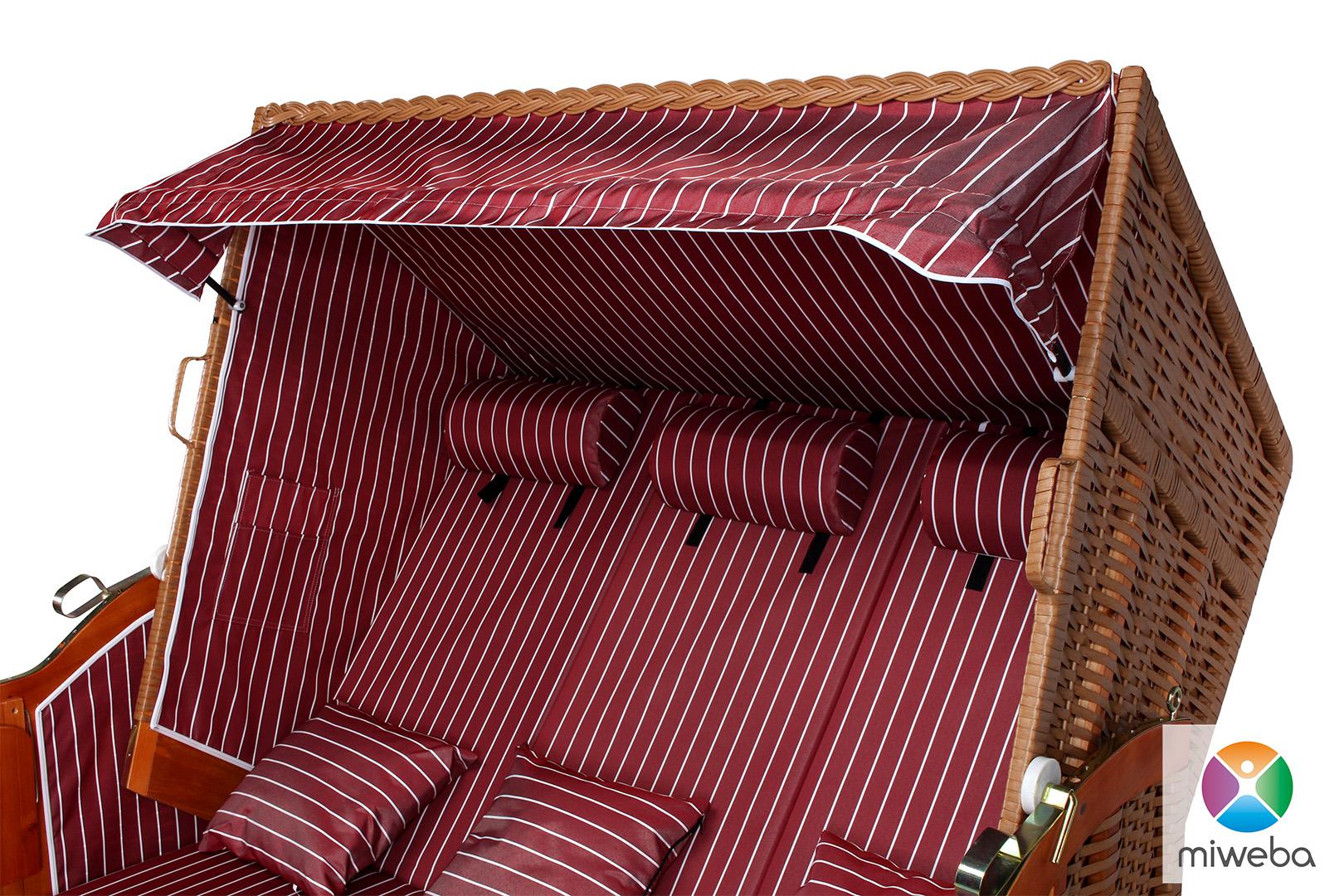 strandkorb usedom xxxl volllieger ostsee rattan garten. Black Bedroom Furniture Sets. Home Design Ideas