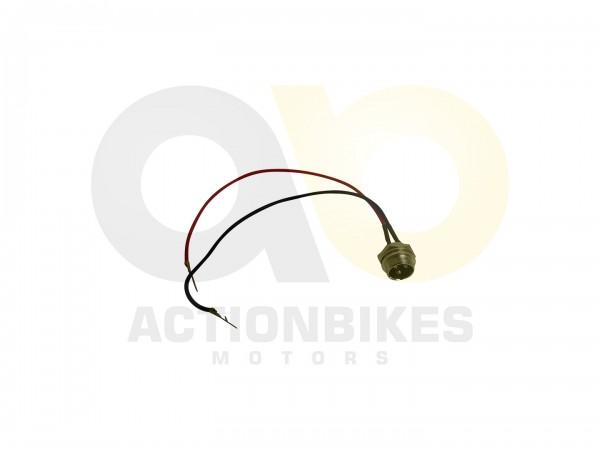 Actionbikes Spy-Racing-Kinder-Elektro-MF1MGT-Rennwagen-Ladebuchse-3-Pin-Schraubanschlu 3939313132353