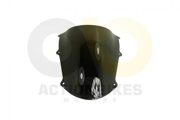 Actionbikes Shineray-XY350ST-2E-Verkleidung-ber-Scheinwerfer-Windschild-schwarz-XY250ST-3E 373330343