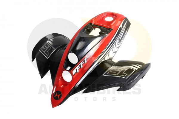Actionbikes Shineray-XY250ST-9E--SRM--STIXE-Verkleidung-vorne-schwarzrot 35333131312D3531362D3030313
