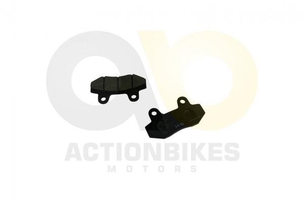Actionbikes Bremsbelge-vorne-Traktor-ALT--Speedslide-JLA-21B--Speedstar-JLA-931E--BS250S-5B--Hunter-