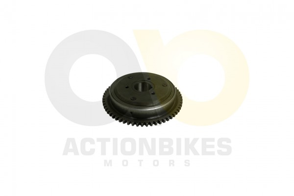 Actionbikes Shineray-XY150STE--XY200ST-9-Freilauf-mit-Zahnrad-Bestehend-aus-GY6-125-000922-GY6-125-0