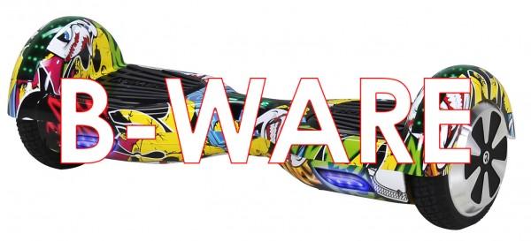B-Ware Robway-w1 Grafit-Gelb
