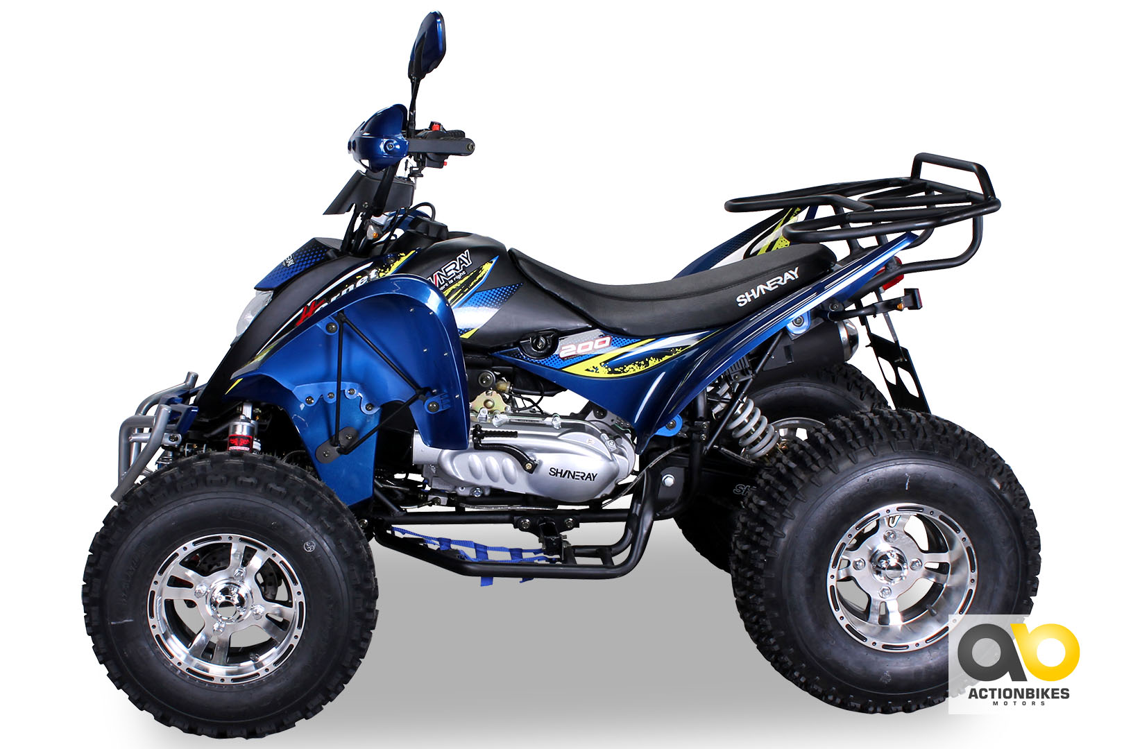 quad atv shineray xy200st 9 automatik mit stra enzulassung 200ccm 200 250 200cc ebay. Black Bedroom Furniture Sets. Home Design Ideas