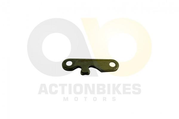 Actionbikes Shineray-XY300STE-Halteplatte-Schalttrommel-unten 32343231372D3132302D30303030 01 WZ 162