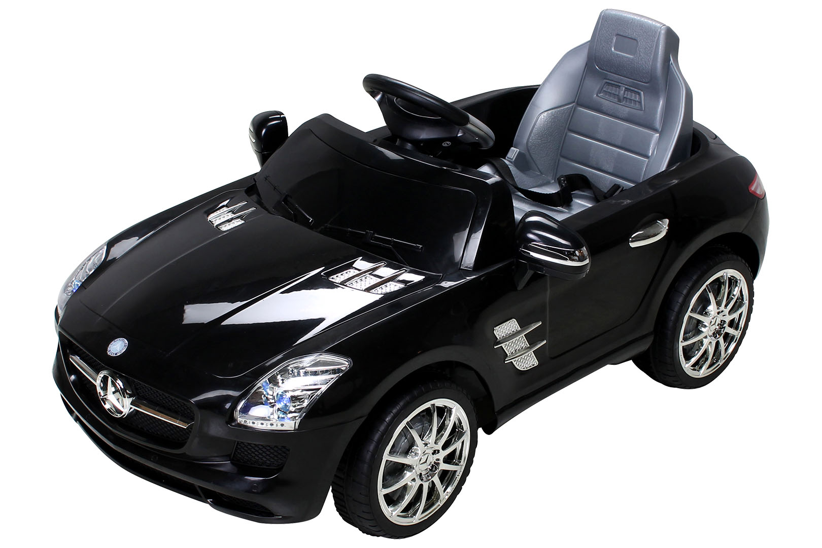 kinder elektroauto mercedes lizenziert sls amg marken. Black Bedroom Furniture Sets. Home Design Ideas