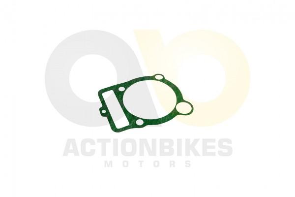 Actionbikes Shineray-XY350ST-EST-2E-Dichtung-Zylinderblock 39303230352D504530332D30303030 01 WZ 1620