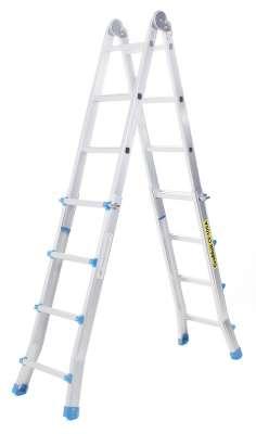 4 Meter (4x4 Sprossen)