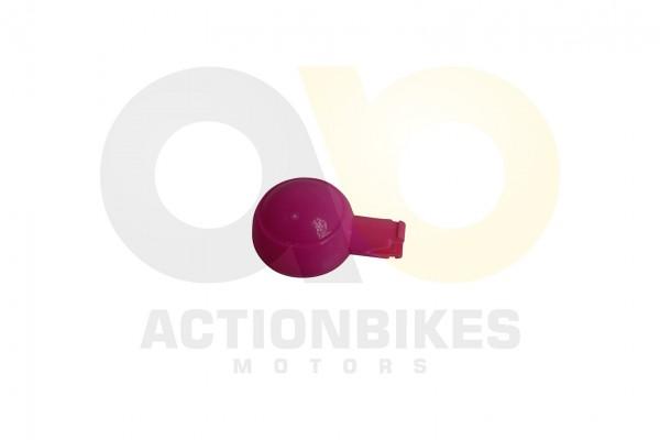 Actionbikes Elektro-Motorrad--Dreirad--LS-128A-RIS-Rcklichthalter-hinten-pink-Elektroauto-LS-128B-RI