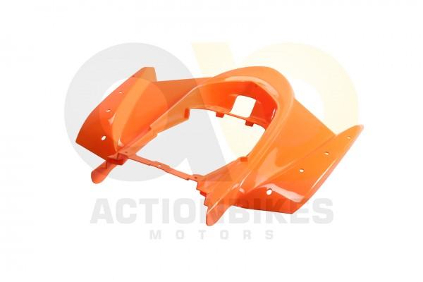Actionbikes Jinling-Speedslide-JLA-21B-Speedtrike-JLA-923-B-Verkleidung-hinten-orange-Speedstar-JLA-