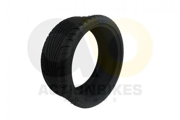 Actionbikes Reifen-185x30-14-45N-Straenprofil-SUN-F--8-mm-Profil-Speedslide-JLA-21BMad-Max-vorne 4A4