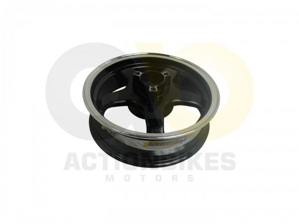 Actionbikes JiaJue-JJ50QT-17-Felge-hinten-35x12-schwarzchrome-Scheibenbremse 34323630312D4D5431302D3