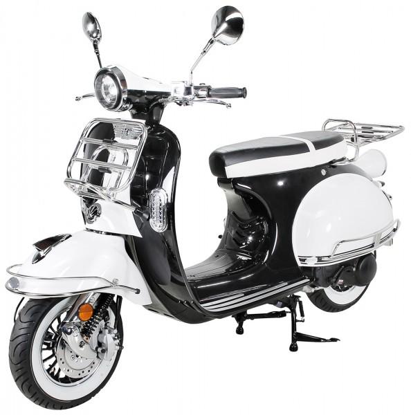 Actionbikes Retro-Star-125-EFI Schwarz-Weiss 5052303031383534362D3033 startbild OL 1620x1080_92317