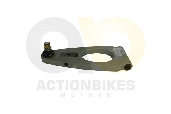 Actionbikes Speedslide-JLA-21B-Speedtrike-JLA-923-B-Querlenker-unten-rechts-Silber-NEUE-Version 4A4C