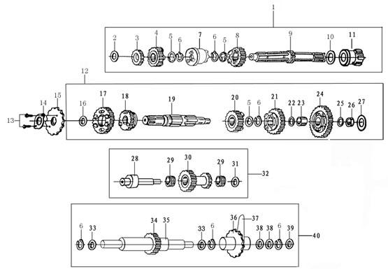 Getriebe571e1113ae9e0