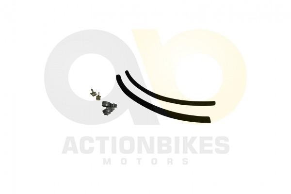 Actionbikes Benzinschlauchset-XY200ST-6A-Tank-Benzinpumpe-12mm-Benzinpumpe-Vergaser-8mm 323132322E30