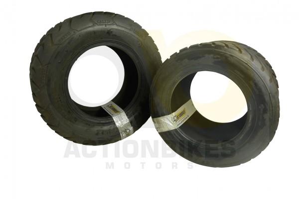 Actionbikes Dinli-450cc300cc-Tuning-Reifen-Kit-2-x-hinten-225x40-9-2-x-vorne-165x70-10 335050502D313