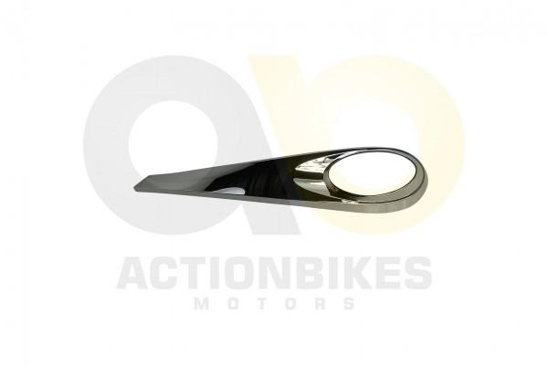 Actionbikes Znen-ZN50QT-Legend-Blinker-hinten-rechts-Chromzierleiste 38333530312D414C41332D39303030