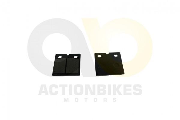 Actionbikes Bremsbelge-vorne-DF500GK--Tension--DF600GK-hinten-DF500GK--Tension--DF600GK 42422D303131