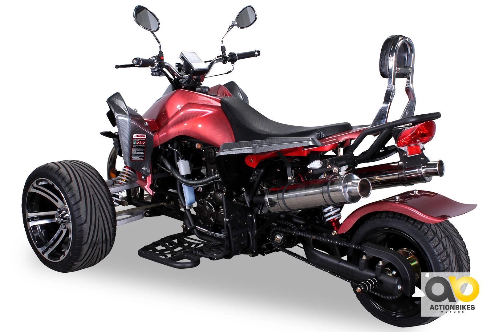 quad atv speedtrike 250 cc trike jla 923e 1 carbon optik mit stra enzulassung ebay. Black Bedroom Furniture Sets. Home Design Ideas