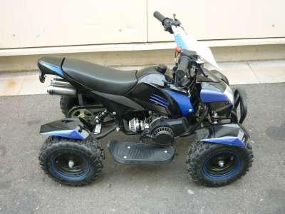 GE1083 Blau Schwarz