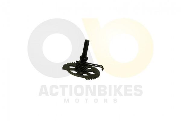 Actionbikes Shineray-XY150STE--XY200ST-9-Kickstarterzahnrad-mit-Welle-und-Schnecke 4759362D3132352D3