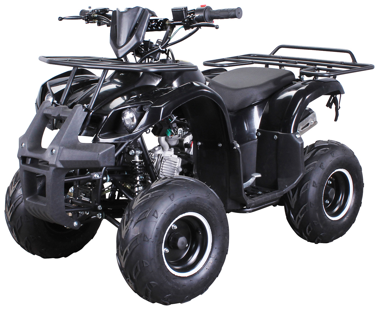 midi kinder pocket quad atv s 8 125 cc farmer benzin. Black Bedroom Furniture Sets. Home Design Ideas