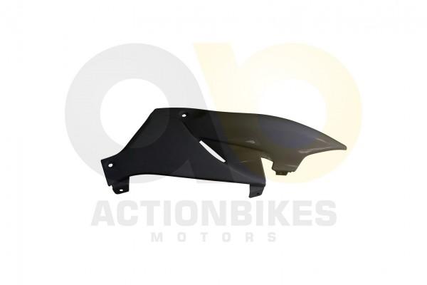 Actionbikes Highper-Mini-Crossbike-Gazelle-49-cc-2-takt--500W-Verkleidung-hinten-rechts-Wei 48502D47