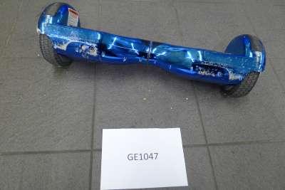 GE1047 Blau Chrom