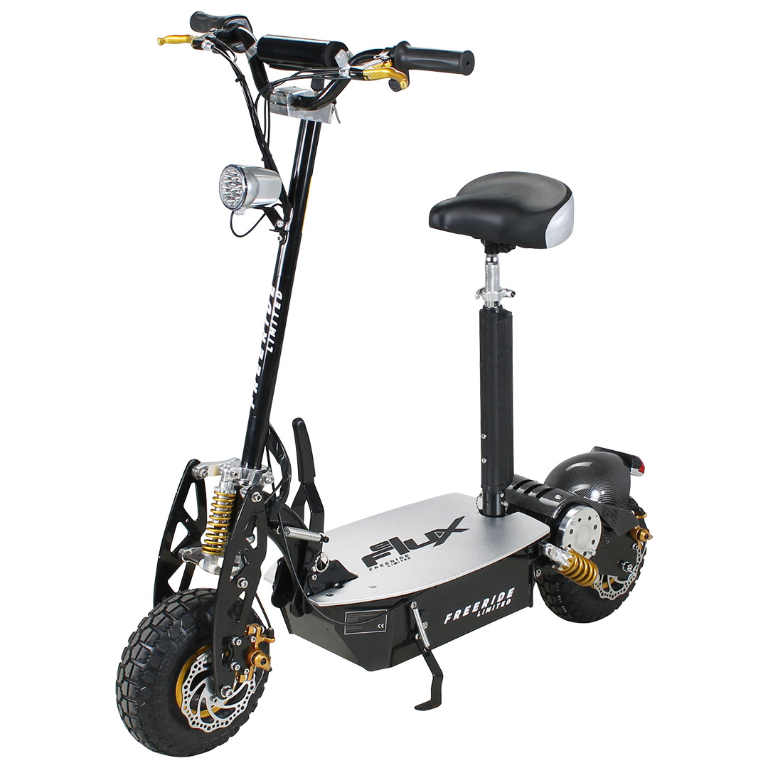 eflux freeride 1000 watt elektro motor roller scooter e scooter elektroroller ebay. Black Bedroom Furniture Sets. Home Design Ideas