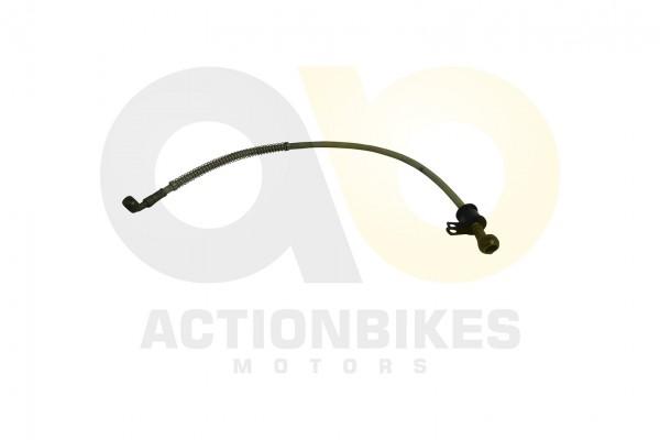 Actionbikes Shineray-XY250STXE-Bremsleitung-Verteiler-vorne---Bremssattel-vorne-rechts 35363133322D3