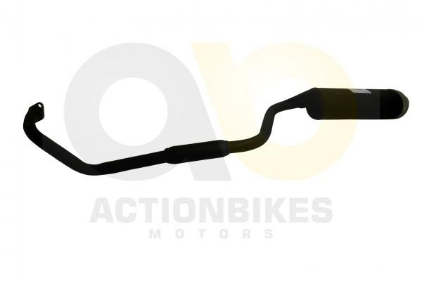 Actionbikes Shineray-XY200ST-6A-Auspuff-komplett 3138303130363636 01 WZ 1620x1080