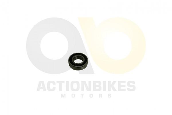 Actionbikes Kugellager-173510-6003-2RS-D-Fahrrad-Stahl-HinterradMad-Max-SchwingeMaddex-50cc-S-10-Rad