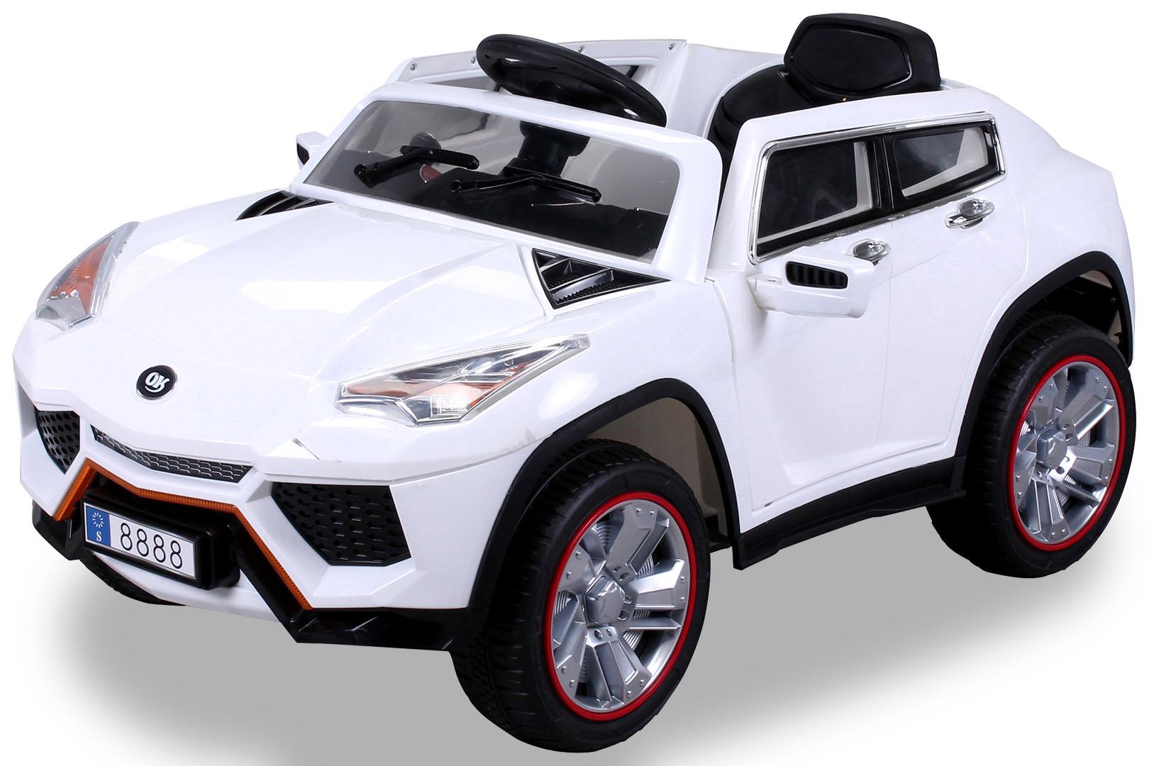 kinder elektroauto lambo utus288 kinderauto kinderfahrzeug. Black Bedroom Furniture Sets. Home Design Ideas