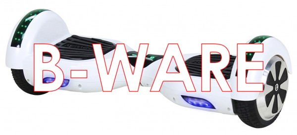 B-Ware Robway-w1 Weiss-matt