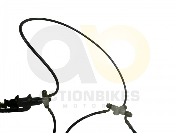 Actionbikes Fuxin--FXATV50-ZNW-50-cc-Bremsleitung-Verteiler---Hauptbremszylinder 4154562D35304545432