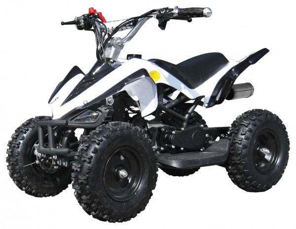 Actionbikes Miniquad-Racer-49cc Weiss-Schwarz 57562D4154562D3032352D3137 startbild OL 1620x1080_9185
