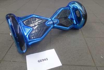 GE943 Blau Chrom