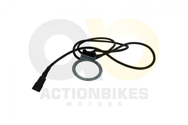 Actionbikes TXED-Alu-Elektro-Fahrrad-City-4000HT-Umdrehungssensor 545845442D48542D30303035 01 WZ 162