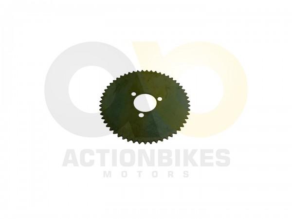 Actionbikes T-Max-eFlux-1000W-48V-modell-2013--Kettenrad-55-Zhne--ohne-Freilauf- 452D464C55582D35362