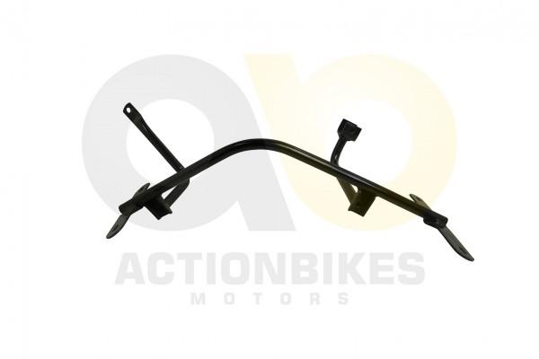 Actionbikes Kinroad-XY250GK-Halter-Schutzblech-hinten-links-Racer 4B413030313337303031412D31 01 WZ 1