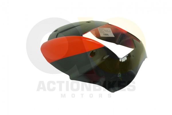 Actionbikes Miniquad-Elektro49-cc-Verkleidung-Scheinwerfer-schwarzrot 57562D4154562D3032342D312D32 0
