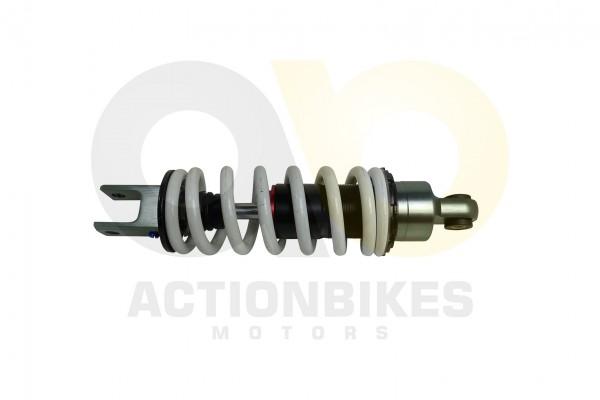 Actionbikes Lingying-250-203E-Stodmpfer-hinten-weiss-verstellbar--Aufnahme-OU-32-cm 3530333032302D4C