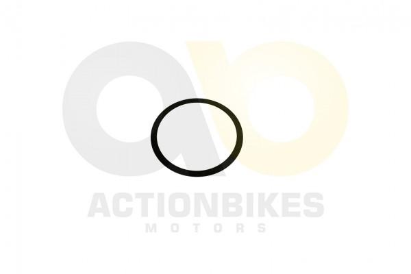 Actionbikes Jinling-50cc-JL-07A-Dichtung-Zylinderkopfdeckel-links-rund 3132303331303030312D30303031
