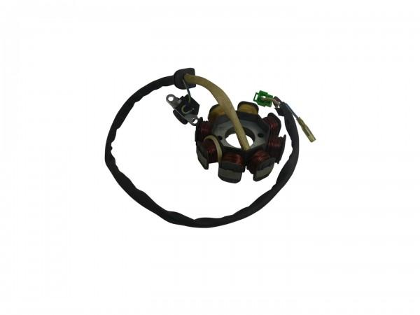 Actionbikes Motor-139QMA139QMA-A-Lichtmaschine-komplett 3131313030302D313339514D412D30303030 01 OL 1
