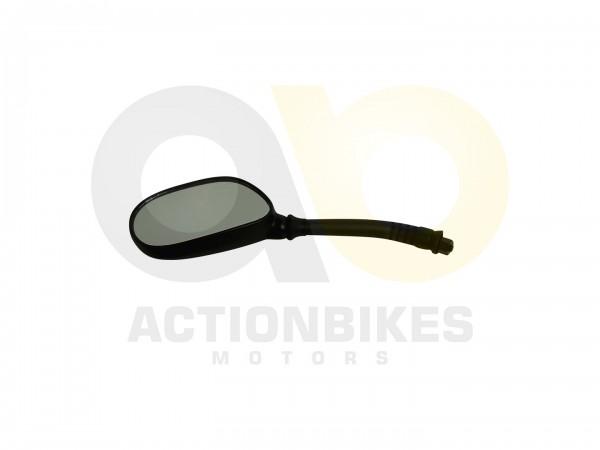 Actionbikes Baotian-BT49QT-9R9D9S-Spiegel-links-schwarzmatt 3631303130302D5441392D30303030 01 WZ 162