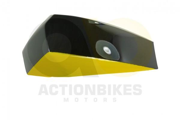 Actionbikes Miniquad-Elektro49-cc-Kotflgel-vorne-und-hinten-links-schwarzgelb 57562D4154562D3032342D